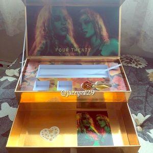 Melt Cosmetics Stash Box & Glass Collectible